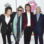 KEITH RICHARDS et les Rolling Stones