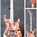 Eddie Van Halen_ Kramer 5150 Baretta
