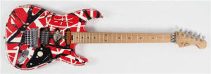 EVH Franckie Striped MN - GAK