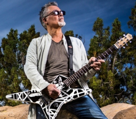 Eddie Van Halen l'enfant terrible du rock