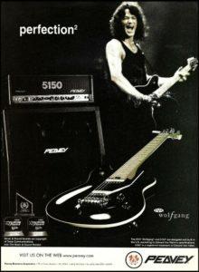 Peavey 5150 Signature EVH + Wolfgang Signature