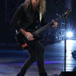 Kirk Hammett ESP MM-290 « Caution » 1