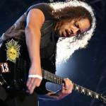 """Kirk Hammett ESP KH-3 Eclipse """"Spider"""" 1"""
