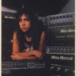 Kirk Hammett MEsa Boogie Strategy 400