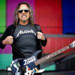"Kirk Hammett ESP LTD Kirk Hammett Signature ""White Zombie"""