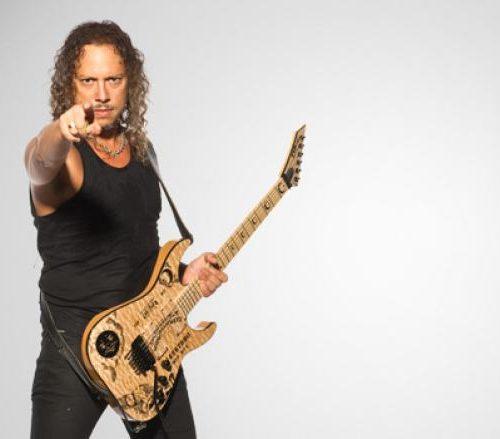 Kirk Hammett 1