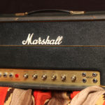 Billy Gibbons 1968 Marshall Super Lead 100W