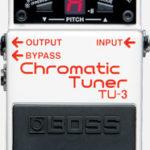 John Petrucci Boss tuner pedal