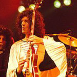 Brian May gibson deluxe