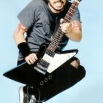dave grohl Gibson explorer 2