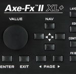 John Petrucci -Fractal Audio Systems Axe-Fx II