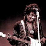 Zappa récupère la Strat de Hendrix