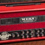 Richard Zven Kruspe Dual rectifier Mesa Boogie