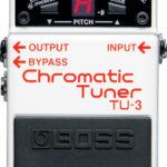 Slash Boss TU-3 Chromatic Tuner