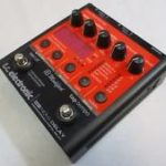 Richard Zven Kruspe TC Electronic ND-1 Nova Delay iB modified