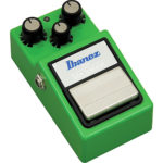 adrian Smith Ibanez tube screamer