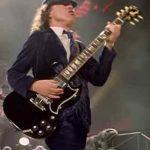 La SG Gibson d'Angus Young