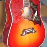 La Gibson Dove jouée par D. Allman