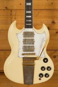 SG Gibson Signature Jimi Hendrix - Peach Guitars