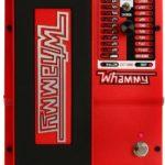 La Whammy est utilisée par Hetfield