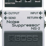 Le Boss NS-2 d'Hetfield