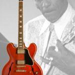 Chuck Berry et la ES 335