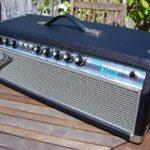 L'ampli Silverface utilisé par D. Allman