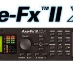 Hetfield utilise un Fractal Fx-2