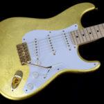 La Strato Glod Leaf jouée par Clapton