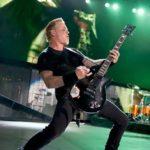 James Hetfield, passionné de scène