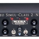 Hetfield se sert du Mésa Simul Class