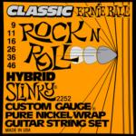 Les cordes de Fender utilisées par D. Allman