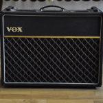Clapton commence par un Vox AC-30