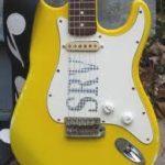 SRV joue beaucoup sur sa Yellow