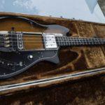 David Gilmour joue avec une Ovation magnum