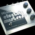 Gilmour avec une Deluxe Electric Mistress