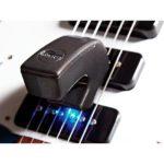 Gilmour joue avec un E-Bow