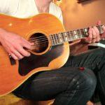 La Gibson Country 59 de Gilmour