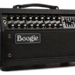 Gilmour joue avec un Mesa Boogie Mark II
