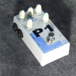 Gilmour joue avec une P1