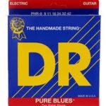 Les cordes DR Pure Blues avec lesquelles joue Trucks