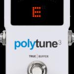 Trucks joue avec un TC Electronics Polytune