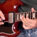 Derek Trucks joue sur une SG 61 Dickey Betts