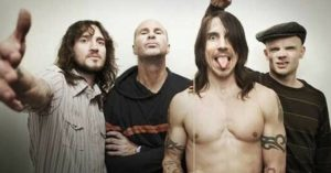 Red Hot Chili Peppers-wikipedia
