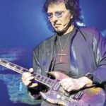 Tony Iommi et sa SG Jaydee Old Boy