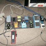 Tony Iommi a plusieurs effets