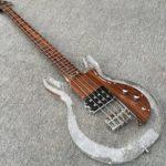 Randy Rhoads a joué avec une guitare en plexiglass, l'Ampeg Dan Armstrong
