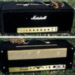 Mick Ronson adore son Marshall Major 200W