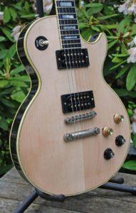Gibson Mick Ronson Tribute Les Paul Custom - Pinterest