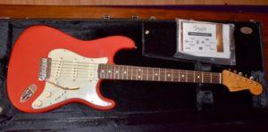 Fender Stratocaster Mark Knopfler - Pinterest